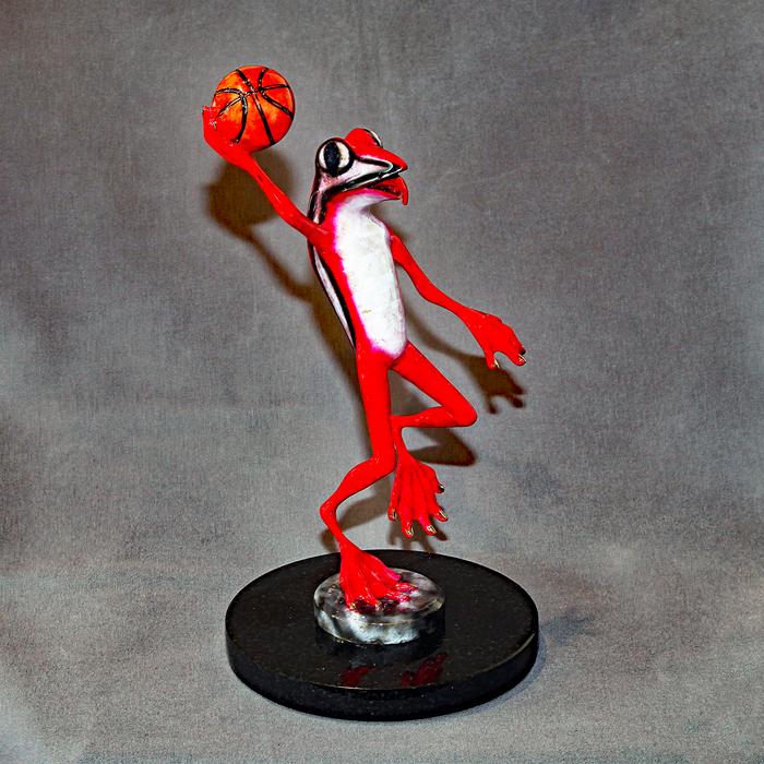 Basketball Slam Dunk *New Design*